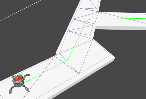 Drawing Lines Unity : Arongranberg game development with unity d